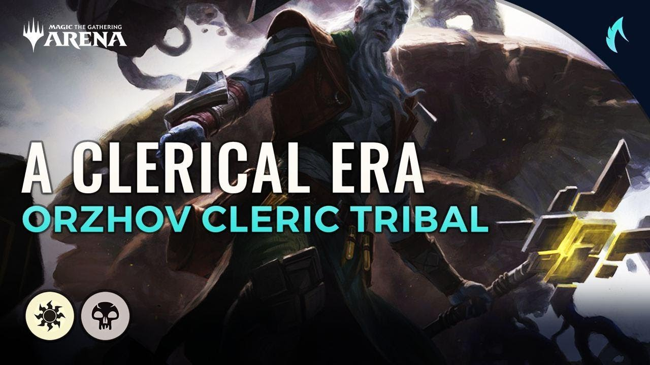 A Clerical Era Orzhov Cleric Tribal Zendikar Rising Deck Guide Mtg Arena Youtube Code of the orzhov is a theme deck from guildpact. a clerical era orzhov cleric tribal zendikar rising deck guide mtg arena