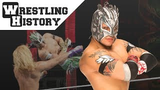 The History of Kalisto (Part 1) - Wrestling History