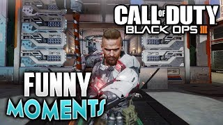 BLACK OPS 3 FUNNY MOMENTS - THOR SKIT, NINJA DEFUSE, TROLLING & MORE!