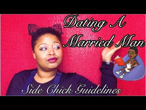 dating with a married man