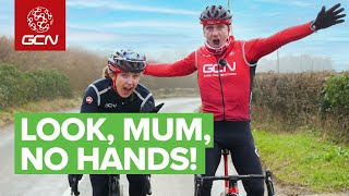How To Ride A Bİke With No Hands | Step By Step Guide to No Handed Cycling!