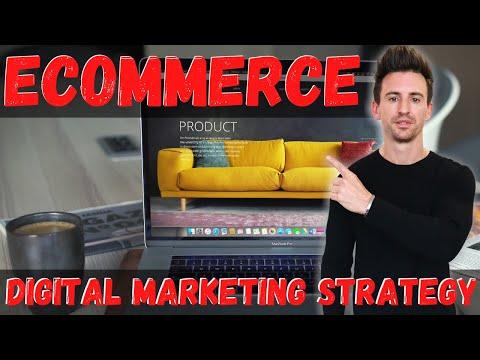 Ecommerce Digital Marketing Strategy Tips - My 5 Key Factors