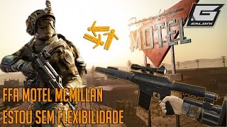 WARFACE - FFA MOTEL MCMILLAN / ESTOU SEM FLEXIBILIDADE