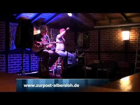"""Acoustic Cover """"DOS HOMBRES"""" In Albersloh"""