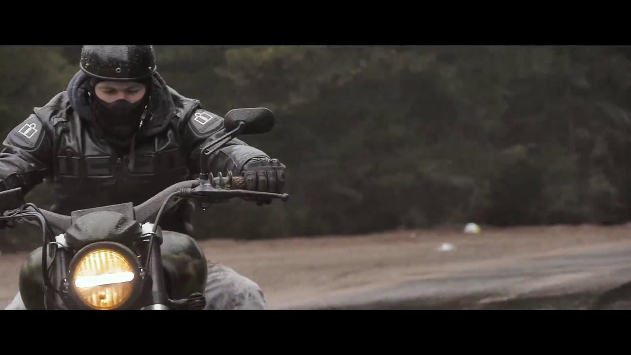 ⭐️⭐️⭐️ Yamaha Warrior Military Custom Bike