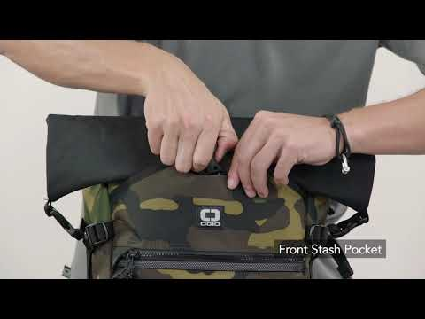 OGIO ALPHA CONVOY 525r Backpack In Camo | Hands On