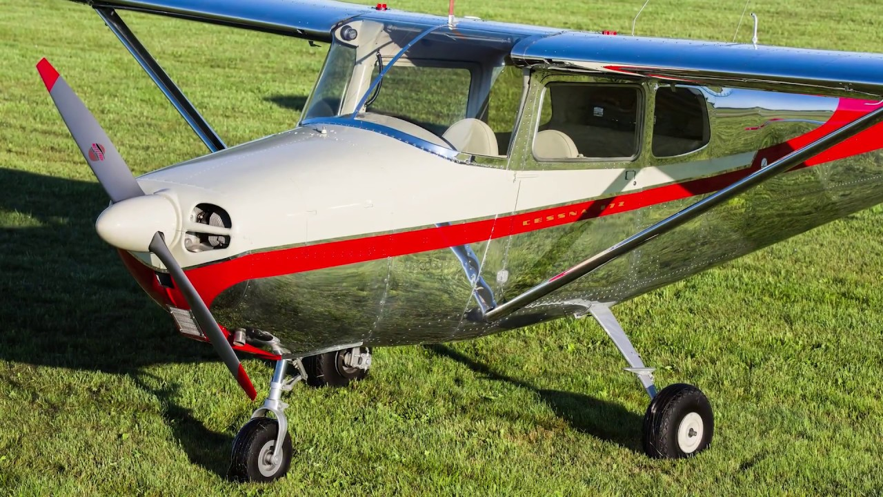 There's Always a First - Cessna 172