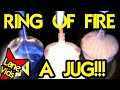RING OF FIRE in a JUG Science Experiment! | Cool Science Experiments