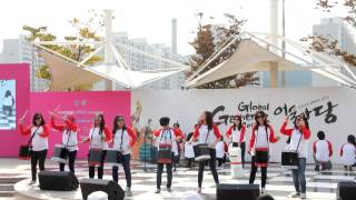 Global Gathering 2012 - Indonesia Folk Songs Medley