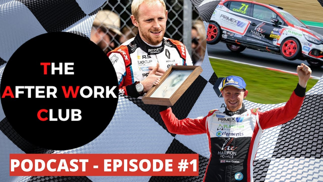 The Making Of A Racing Driver / Podcast