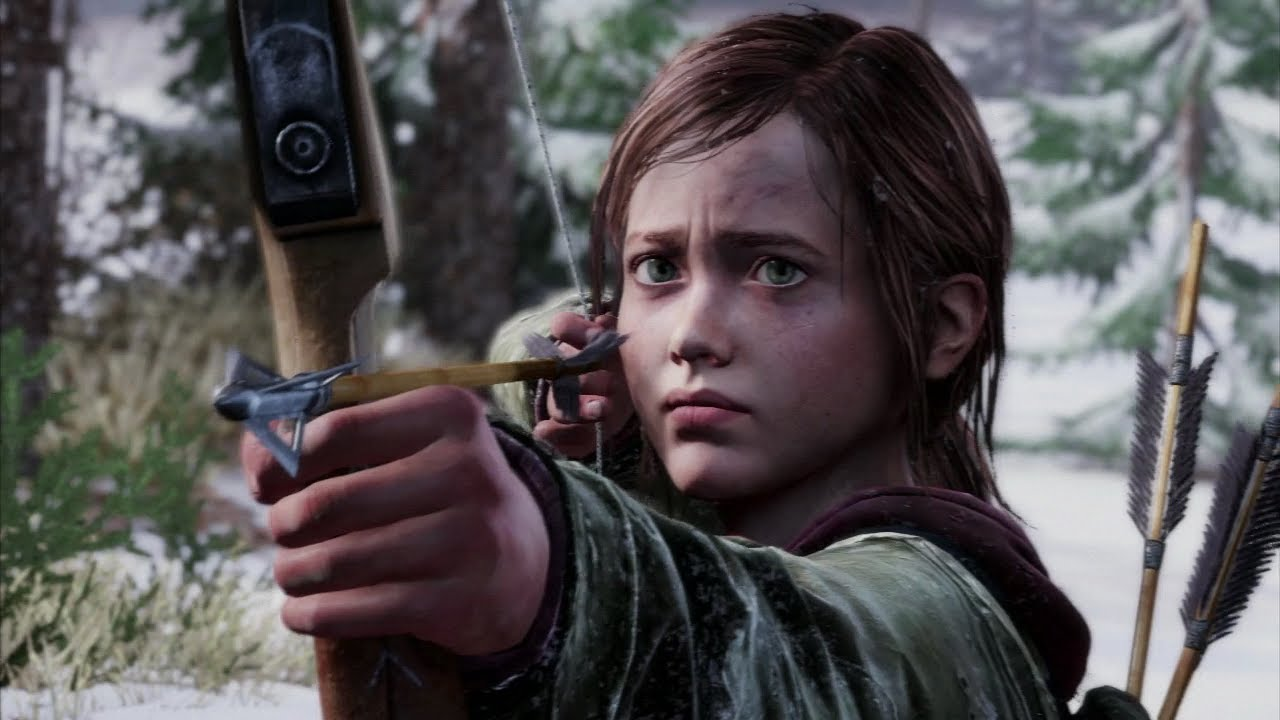 Image result for ellie last of us winter
