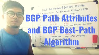 BGP Path Attributes and BGP Best-Path Algorithm