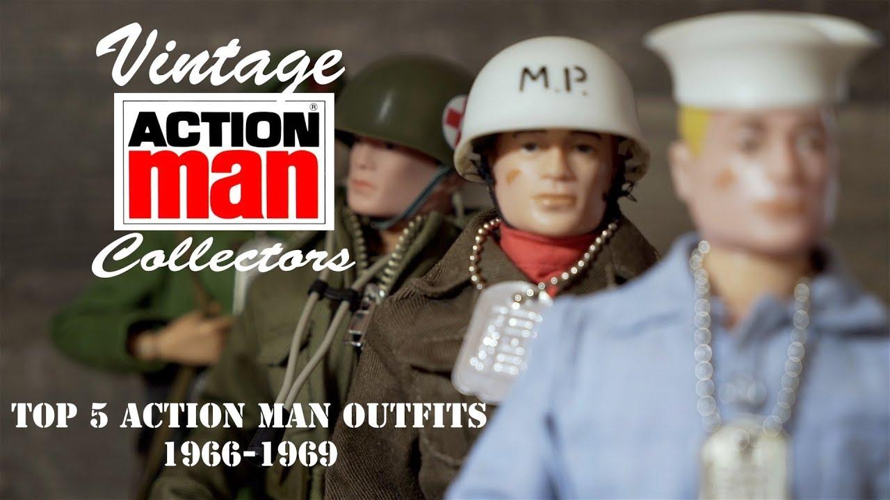 VINTAGE ACTION MAN Man 70's British Paratrooper Red Beret Replacement Badge