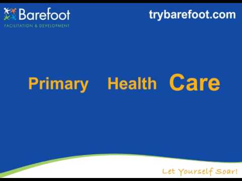 The Five Elements of Primary Health Care