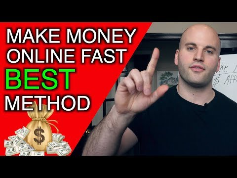 How To Make Money Online Fast - Best Method To Start Making Money Today