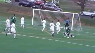 NEPSAC Soccer Playoff 2013: Berkshire vs NMH