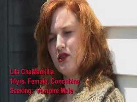 vampire dating online