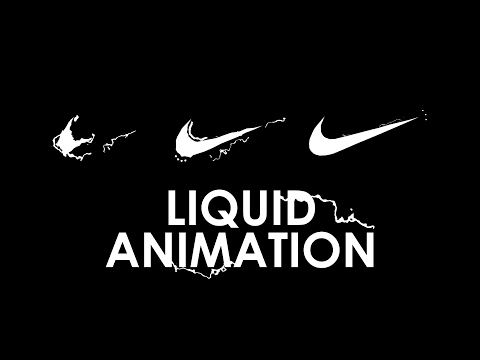 Liquid animation | After Effects tutorial