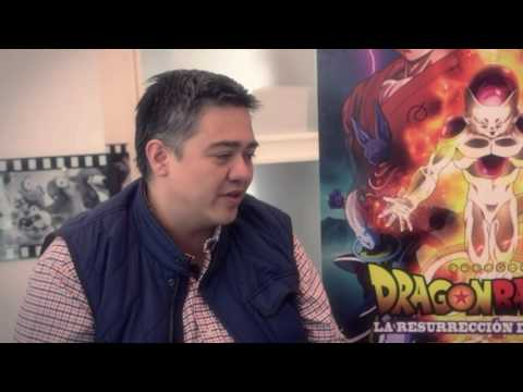 Actores Detrás De Camara, Pelicula Dragón Ball Z La Resurrección De Freezer!