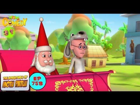 Fancy Dress - Motu Patlu in Hindi - 3D Animated cartoon series for kids - As on Nick
