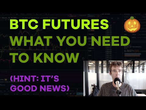 Bitcoin Futures 🎃 - What You Need To Know (Hint: It's Good News), BTC As Currency, CNBC - CMTV Ep75