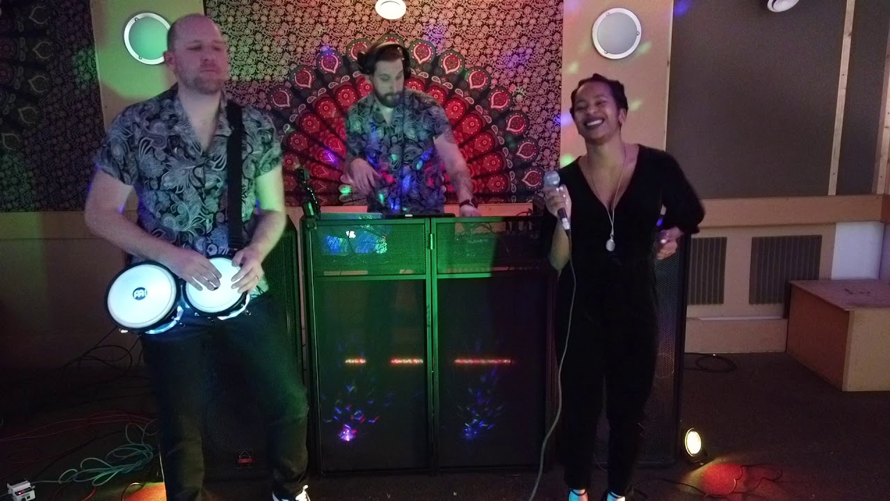 Live DJ with LED Bongo & Live Singer