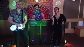 Live DJ with LED Bongo & Live Singer