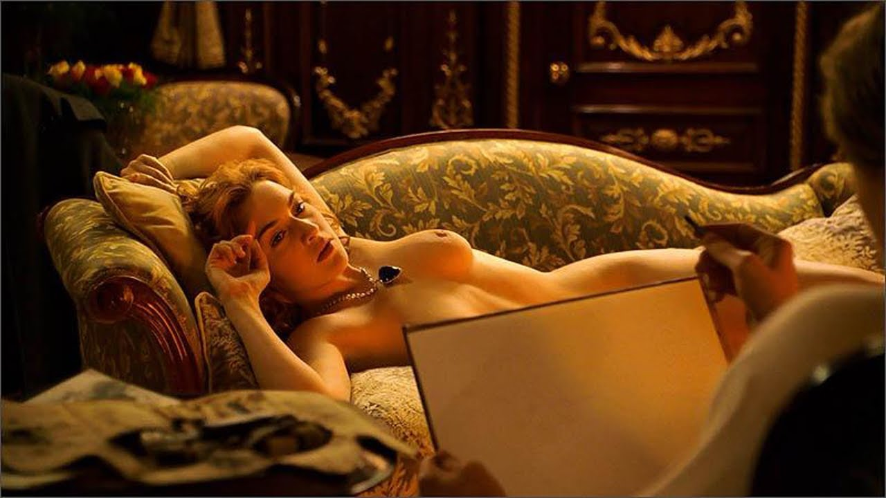 Titanic Nude Scene By Brandiwisobbq On Deviantart