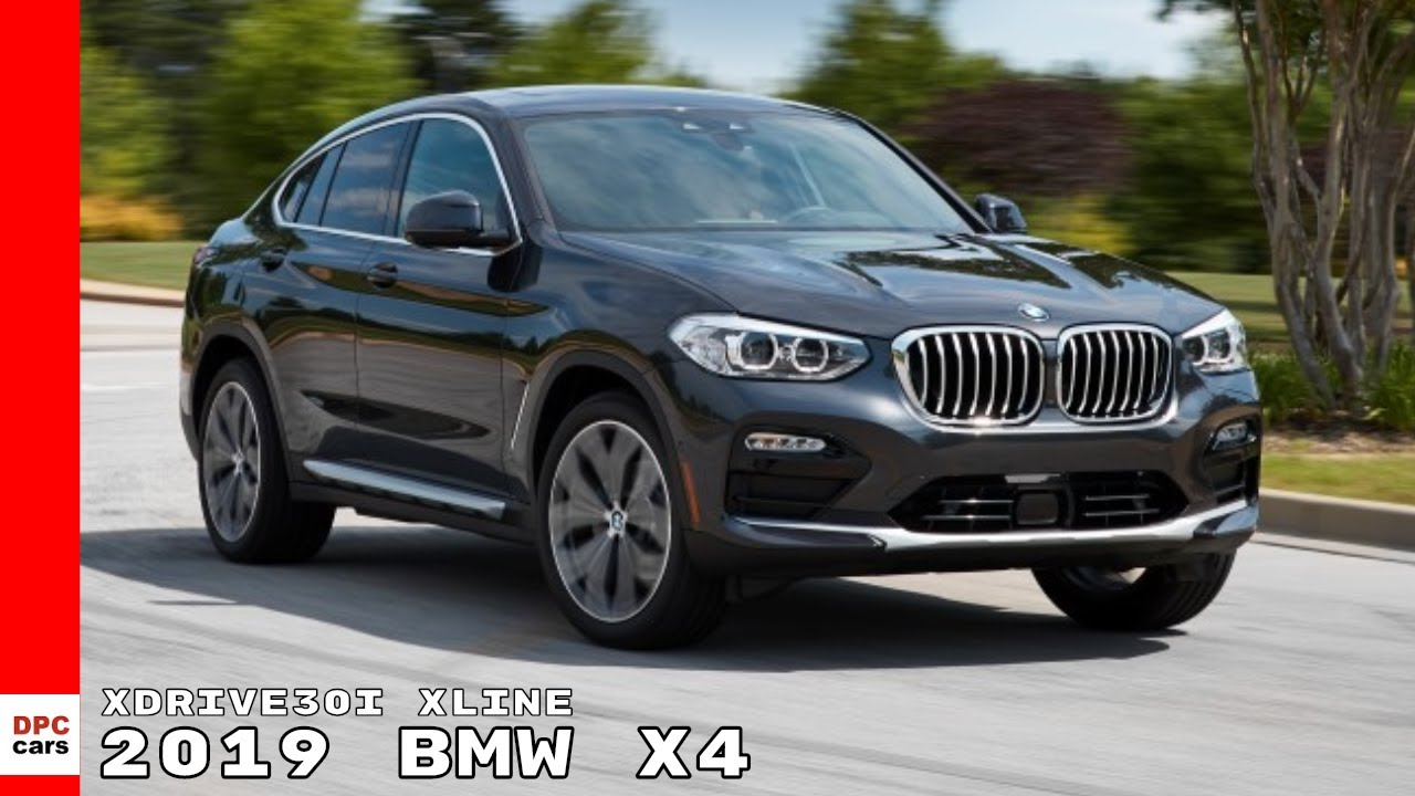 2019 bmw x4 xdrive30i xline youtube. Black Bedroom Furniture Sets. Home Design Ideas