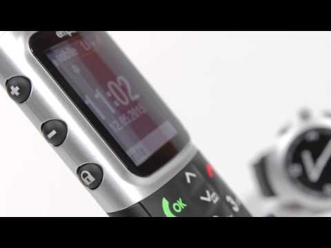 Seniorenhandy mit Notruf-Armbanduhr Emporia CarePlus