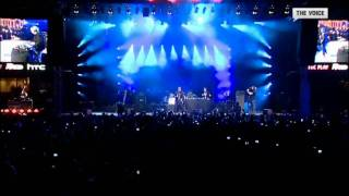 Download David Guetta ft. Chris Willis - Love is Gone (live at the voice 09) [HD] MP3 song and Music Video