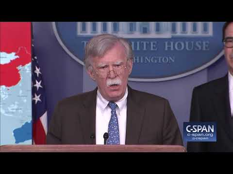 Word for Word: White House Announces Sanctions on Venezuela's State-Owned Oil Company (C-SPAN)