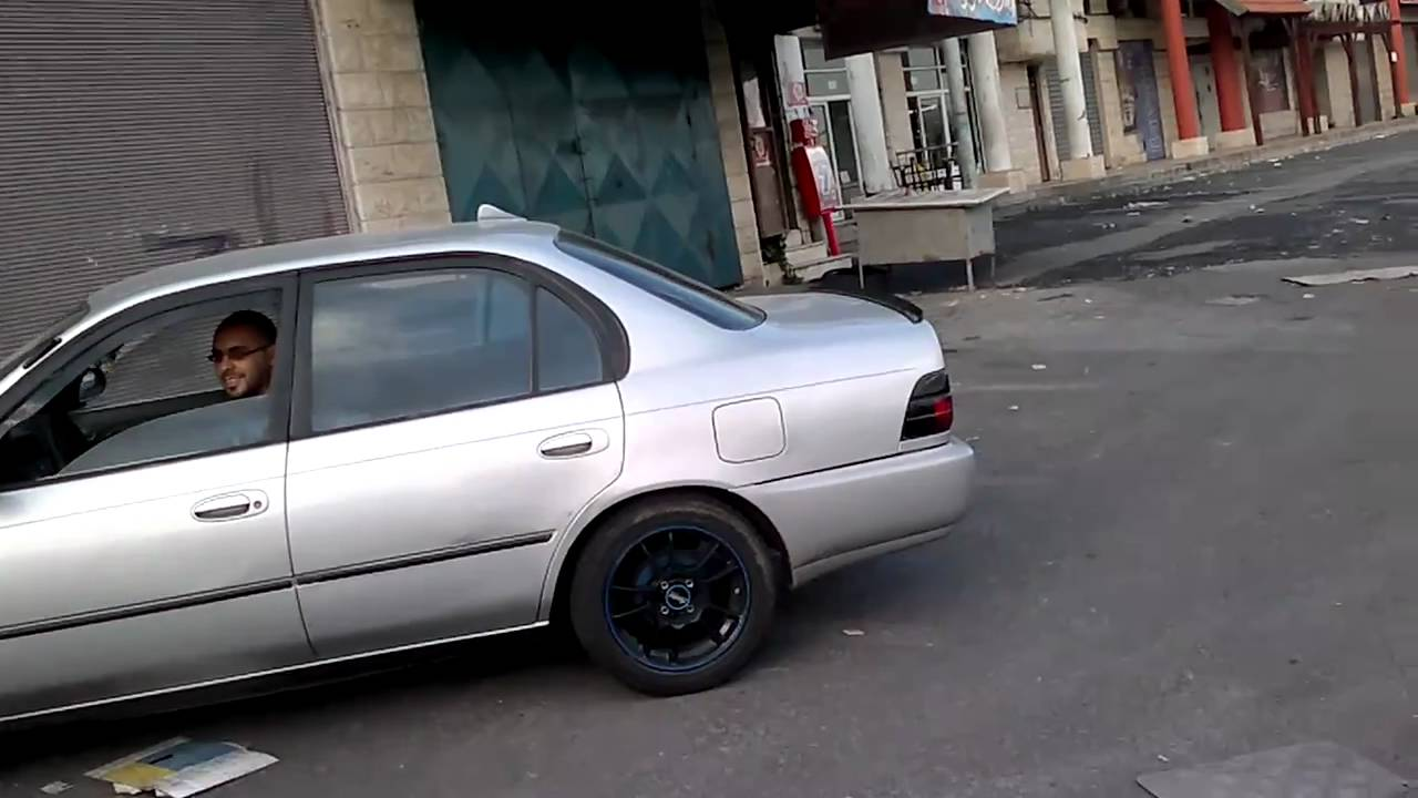 Toyota Corolla Ae101 93 97 Sound Muffler Exhaust Youtube