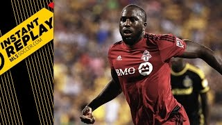 Jozy PK controversy in C-bus on Instant Replay | INSTANT REPLAY