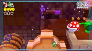 Super Mario 3d World: Let's Fun | Oreo Chocolat | Episode 22