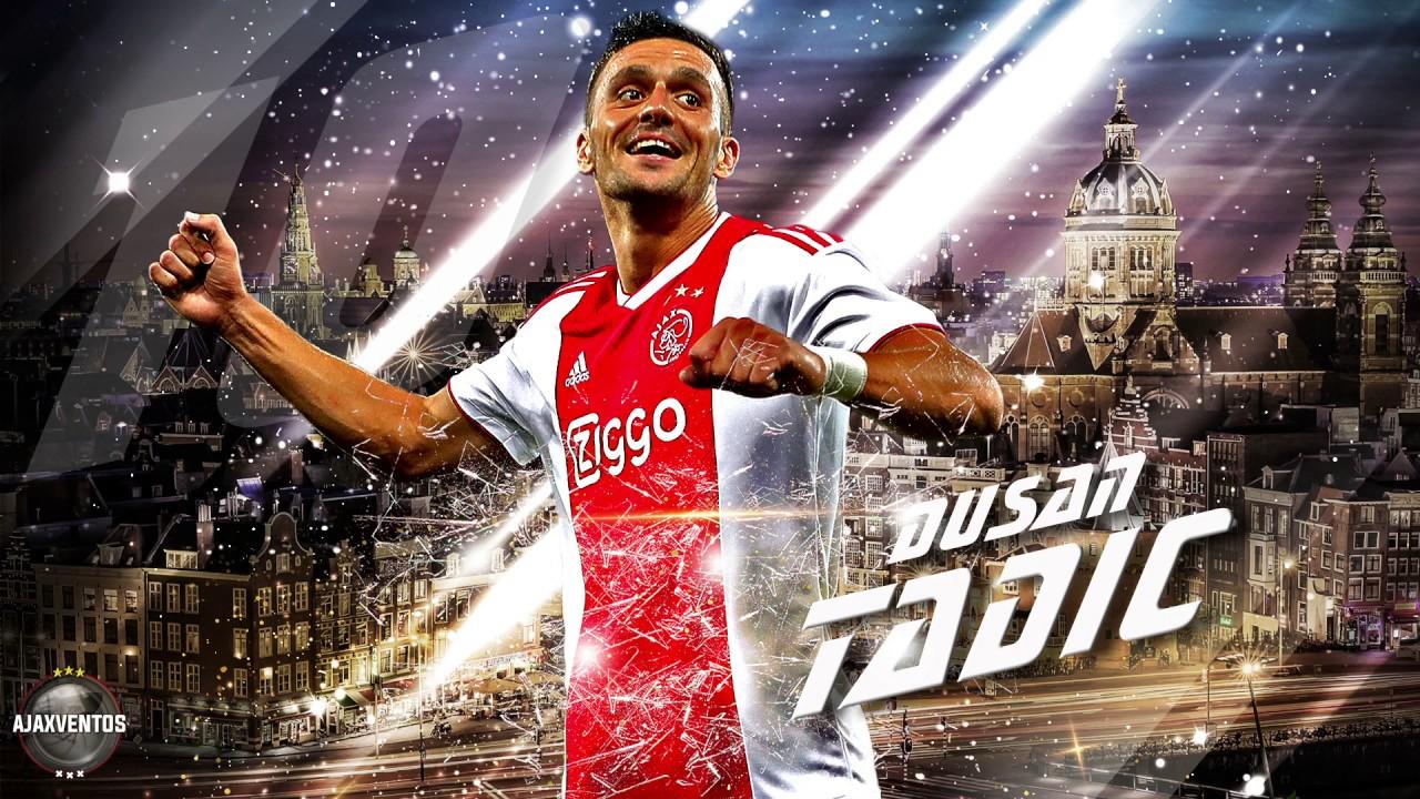 DUSAN TADIC GOALS AT AFC AJAX