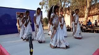 Teri Panah me hame rakhna    Dance performance by nesda surji primary school students