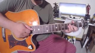 [Guitar] Làm người yêu anh nhé Baby | hướng dẫn | Bộ ba bộ đội