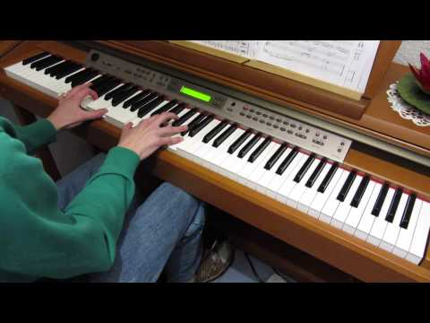 The Hunger Games: Mockingjay - The Hanging Tree (Piano Cover) [SHEET MUSIC]