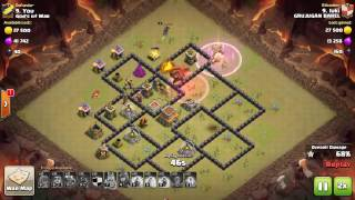 New TH8 War Base BOMB TOWER 2017    Anti 3 Star + Replays Proof   COC  from ninja brothers