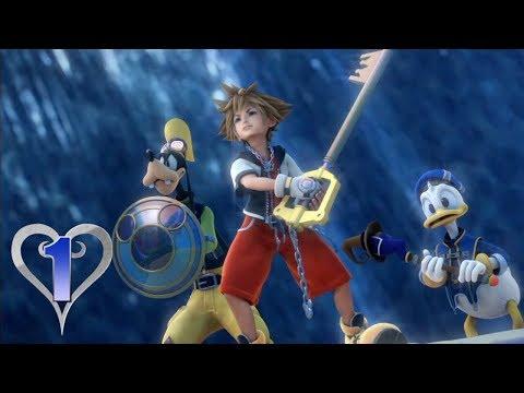 Kingdom Hearts 2 | False Start - Part 1