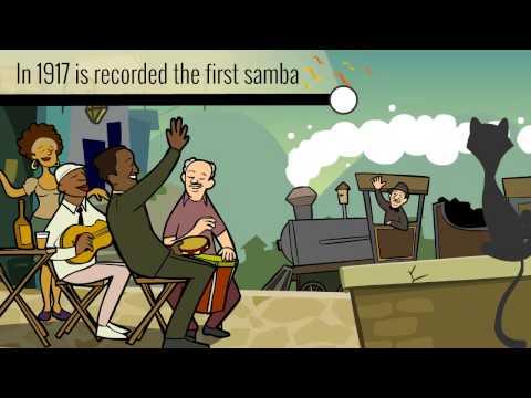 Samba Train - Learn more about the history and the styles of Brazilian samba