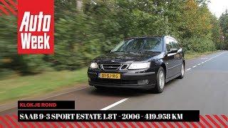 Saab 9-3 Sport Estate 1.8t – 2006 – 419.958 km