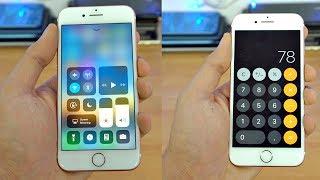 iPhone 7 iOS 11 Full Review! (4K)