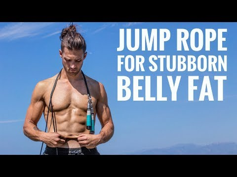 Jump Rope Workout For Stubborn Belly Fat