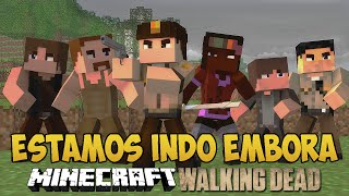 Minecraft The Walking Craft - Mais que uma mudança, UM RECOMEÇO
