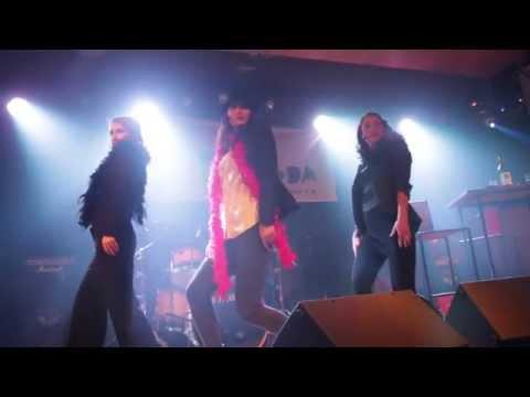 Nastop učencev muzikala KUD Coda v Klubu MC Pekarna, 19. december 2014