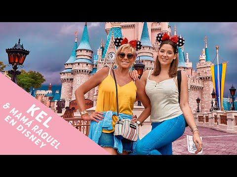 Kel Y Mamá Raquel En Orlando Parte 1