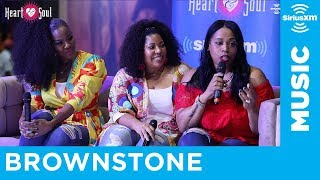 Brownstone On The First Time They Met Michael Jackson During Their 25th Anniversary