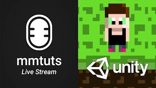 Creating Game Sprites For Unity | First Live Stream | Read Stream Rules In Desc! | mmtuts Live